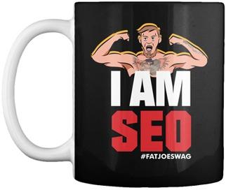 I Am SEO FATJOE Mug
