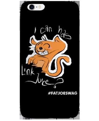 I Can Has Link Juice FATJOE iPhone Case