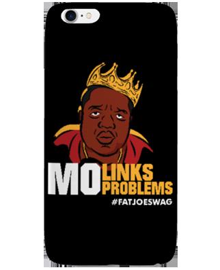 Mo Links Mo Problems SEO iPhone Case