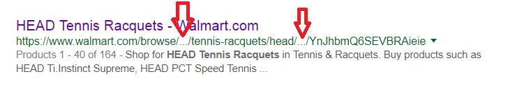 Head Tennis Racquets URL Example